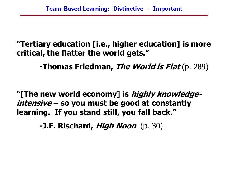 Tertiary education [i. e